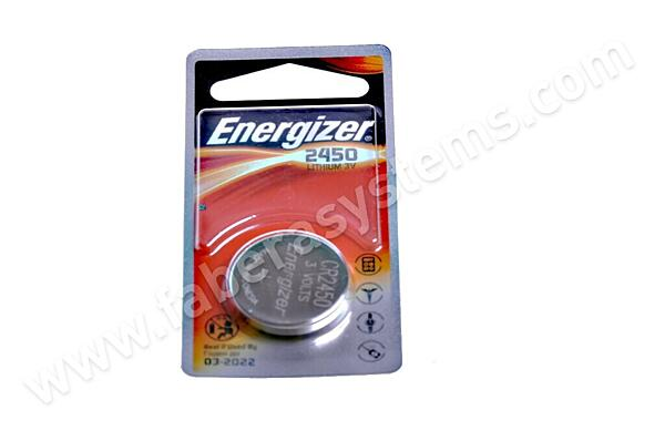 Lithiová knoflíková baterie ENERGIZER CR2450