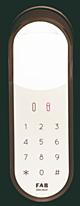 FAB ENTR - Bezdrátová PIN klávesnice