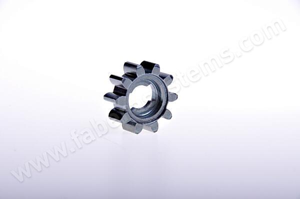 Úprava vložky Mul-T-Lock ozubené kolečko - 10 zubů