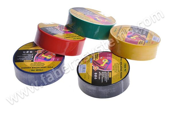 Izolační páska - různé barvy