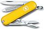 Kapesní nůž CLASSIC SD žlutý Victorinox