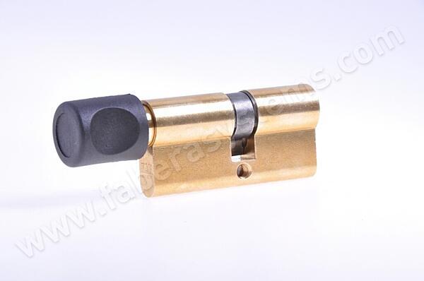 Cylindrická vložka FAB 202 RSGD (45+45) 3 klíče
