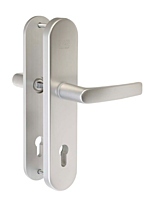 Bezpečnostní kování FAB BK301/72 F1 klika/klika bez překrytu