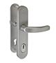 Bezpečnostní kování FAB BK321/72 F1 CP klika/klika s překrytem