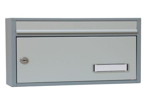 Poštovní schránka DOLS G-01 šedá