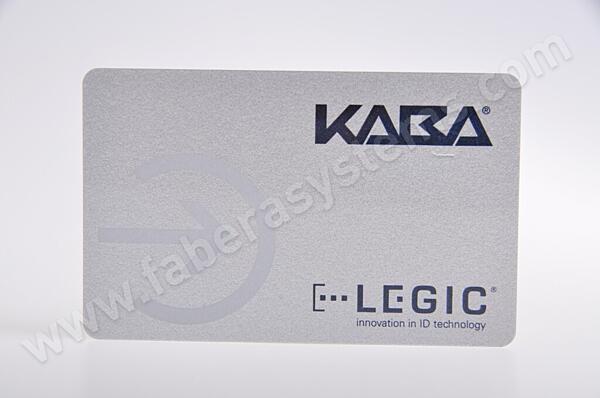 KABA programovací karta