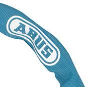 ABUS Catena 685/75 Shadow (světle modrý)  řetězový zámek na kolo