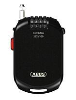 Uzamykatelné lanko ABUS Combiflex 2503/120 černý
