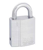 Bezpečnostní visací zámek FAB 2011BH, 3 klíče