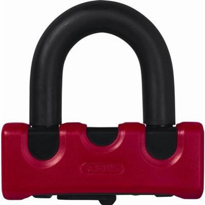 Zámek s řetězem na motocykl ABUS GRANIT Power XS 67/105HB50 +10KS120 červený