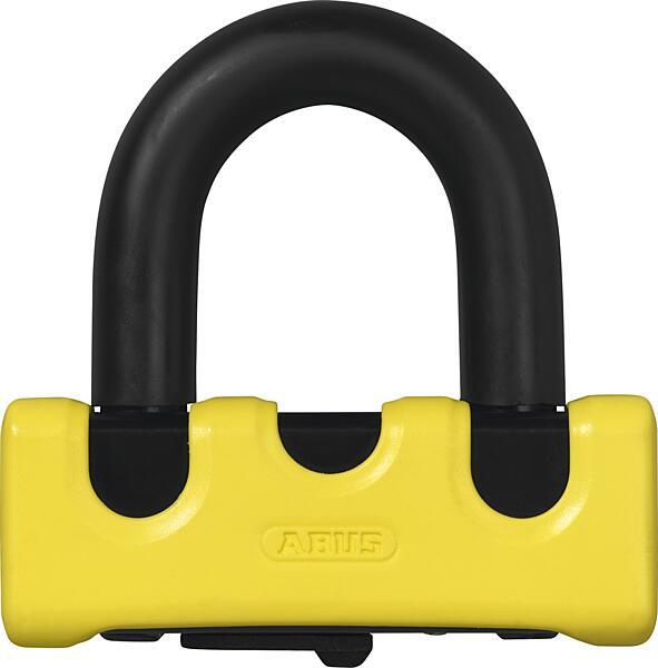 Zámek s řetězem na motocykl ABUS GRANIT Power XS 67/105HB50 + 12KS120 žlutý