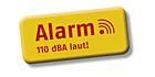 Uzamykatelná okenní klika ABUS FG 300 A s alarmem bílá (na pravou stranu)