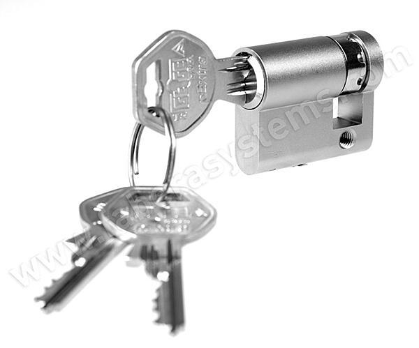 Půlvložka GEGE pExtra 75 4 klíče