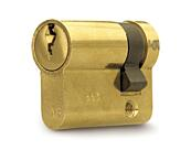 Cylindrická půlvložka FAB 201 RSGDZ /52+10, 3 klíče