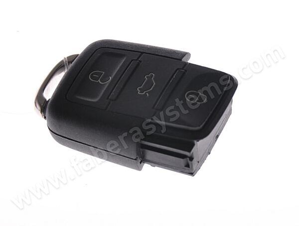 Autoklíče s dálkovým ovládáním