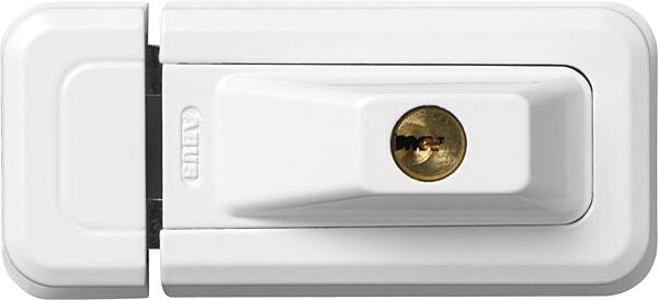 Univerzální přídavný zámek ABUS 3010 bílý
